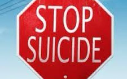 Gov't intensifying efforts to further reduce suicide– Key ministries involved