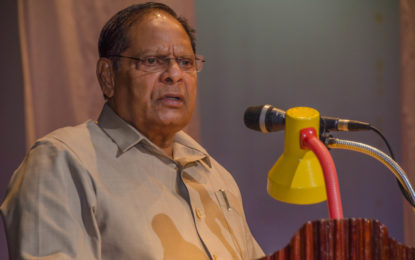 Social Cohesion Day: Celebration of our Diversity – Remarks By the Hon. Moses V Nagamootoo, Prime Minister & First Vice President Of the Cooperative Republic of Guyana, National Cultural Centre, Homestretch Avenue, Georgetown, Thursday, May 11, 2017