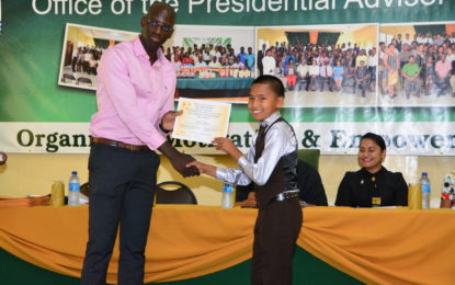 Eighty-eight youths graduate from Youth Leadership Training Programme