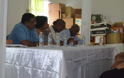 Revised drug procurement system to be rolled out shortly – Minister Lawrence tells Region Six Public Health officials