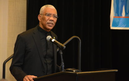 Municipalities have no place for partisan or political interest  -President Granger says the will of the people is paramount