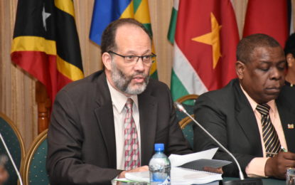 Guyana hosts 44th COTED meeting