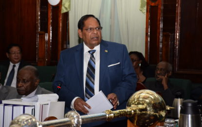 Debate on Motion on Land COI begins – to be continued at next parliamentary sitting