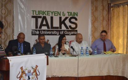 Turkeyen, Tain talks reinforce need for training in emerging oil, gas sector