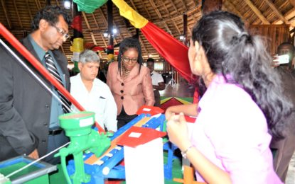 """""""Aspire, Inspire, to Reach"""" – Youth Innovation Project of Guyana Launched"""