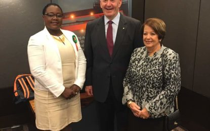 Australian investors express interest in Guyana