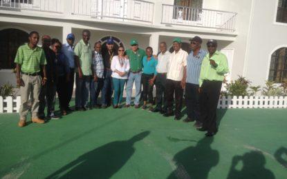 Minister Hastings promises new dorm for Mainstay teachers