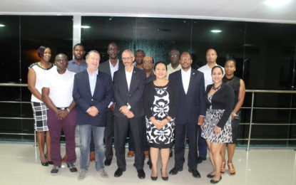 Brazilians eager to invest in Guyana – local delegation impressed with land utililisation by Brazilian farmers