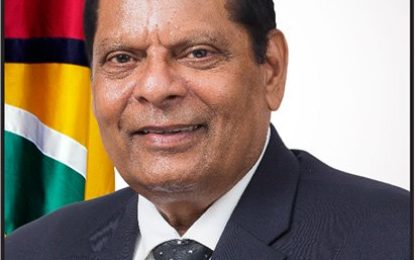 Building supplies headed to devastated islands -Prime Minister Nagamootoo