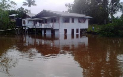 CDC making interventions to assist flooded-affected Region 8 communities
