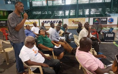 Minister Henry engages Sports Federations/Associations as The conversations on the Draft National Sports Policy for Guyana begin