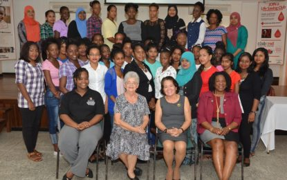 First Lady opens First Aid, CPR course for Early Childhood Development participants