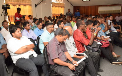Region Six will soon see developments in the ICT sector