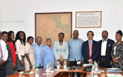 Two World Bank loans signed for Education Sector and the National Payment System