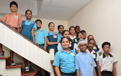 Big Improvement in Mathematics- as Saskia Twahir top Guyana at NGSA