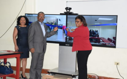 UG'sTain and Turkeyen's capacity boosted with commissioning of Teleconferencing Platform