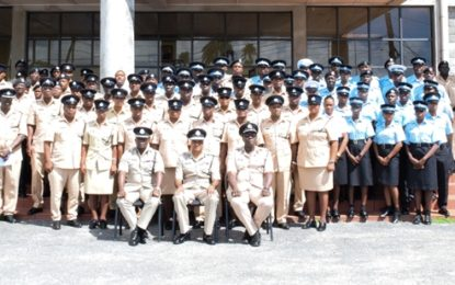 More training for Police Officers