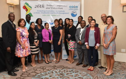 Guyana for first time to host regional water conference