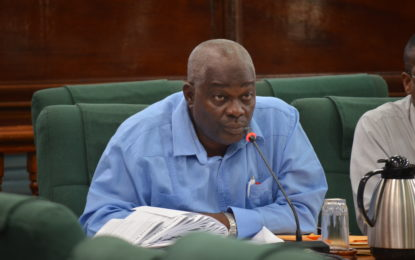 GECOM told to improve management of resources by PAC