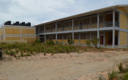Remedied Kato Secondary School looking for September completion