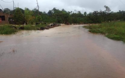 Flooding in Mahdia being monitored- CDC engaged