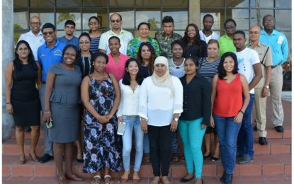MINISTERIAL TASK FORCE ON TRAFFICKING IN PERSONS – 'TIP Media Training'