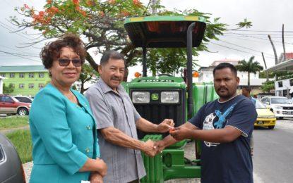 Yarakita, Sebai gets transportation boost
