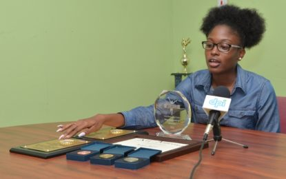 Laying a foundation for Guyana's future in athletics