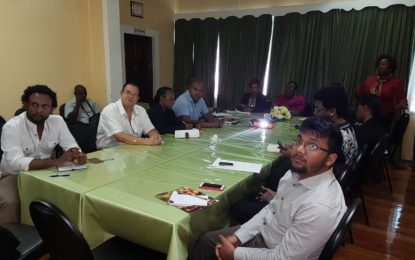New Central Planning Committee begins planning for Mashramani 2018