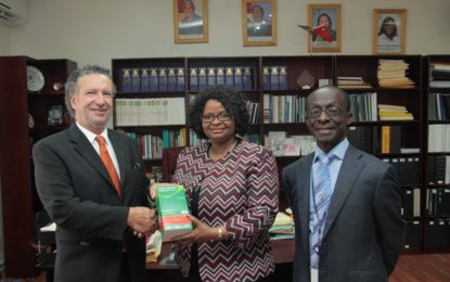 Brazil, PAHO/WHO recommits to supporting Guyana's Public Health Sector