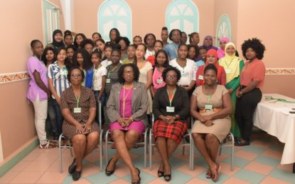 Third component of First Lady's Early Childhood Development Workshop opens