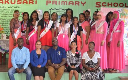 Improving the lives of women in Black Bush Polder through Literacy, Numeracy