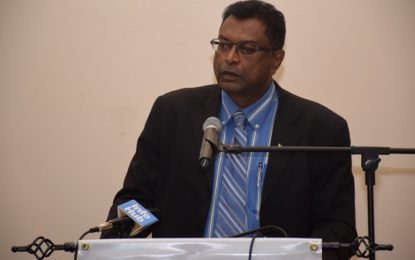 Gov't to invest more in youths- Minister Ramjattan