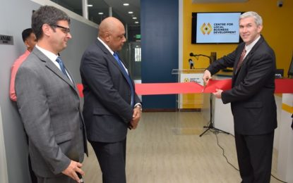 Local Business Centre opens to boost business capacity in Oil and Gas sector