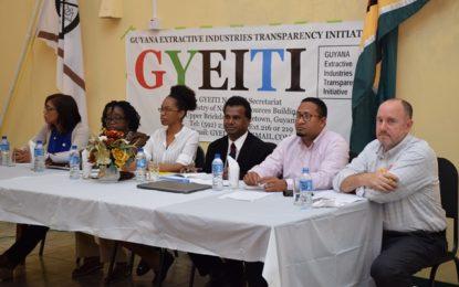 GYEITI takes awareness outreach to Linden