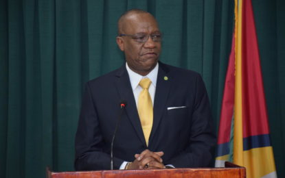 IMF assisting Guyana in development of oil industry