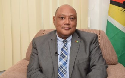 Gov't not neglecting mining industry contrary to public perception-Min Trotman