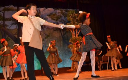 """National School of Dance """"Studio to stage"""" set for Saturday and Sunday at NCC"""