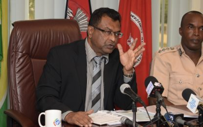 Six escapees verified on the run, two more accounted for–Minister Ramjattan
