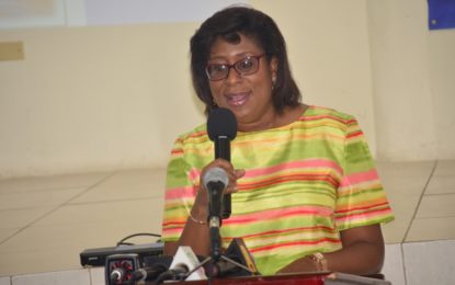 Guyana is aiming is to be fully digital by 2020.