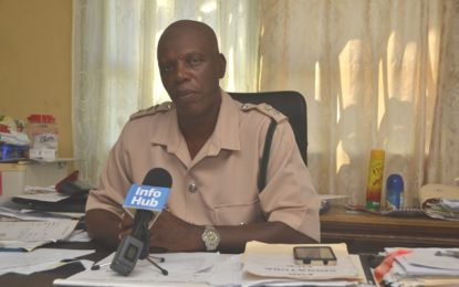 Additional intake, no threat to Mazaruni prison functionality-Senior Supt. Hopkinson