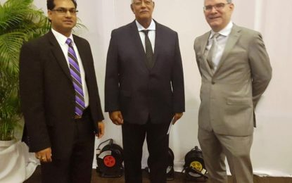 Agri. Ministers discuss Agricultural Policies affecting the Caribbean Region.