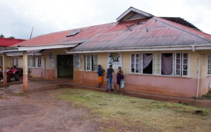 Improving Health services in Mahdia-hospital set for upgrade, new bond