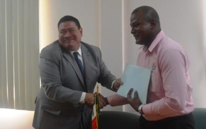 Mexico Ambassador to Guyana touts Guyana's rice strands one of the best  -optimistic rice market can be made available before December