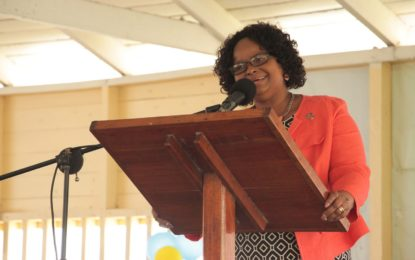 Success of students linked to cooperation between schools and homes – Minister Lawrence.