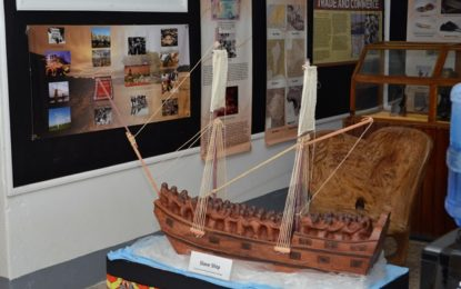 """'Breaking the Silence Africa before the transatlantic enslavement"""" Emancipation exhibition launched"""