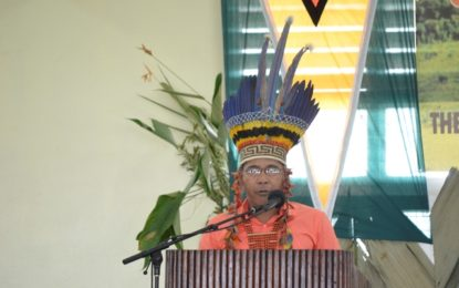 Government, NTC and Indigenous communities must work together – President at NTC Conference