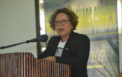 Govt committed to providing economic empowerment to Indigenous peoples- Minister Garrido-Lowe