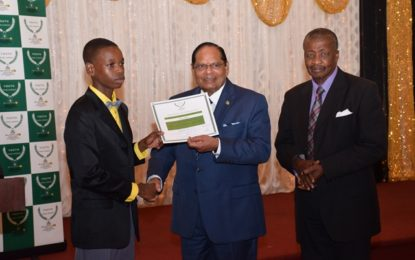 Develop the finest parliamentary traditions –PM urge young parliamentarians