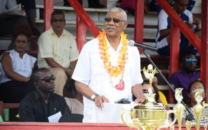 Hinterland residents urged to embrace sports